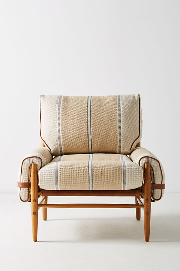 Peruvian Stripe Rhys Chair