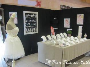 Salon du mariage de Tain l'Hermitage les 2&3 Novembre 2013