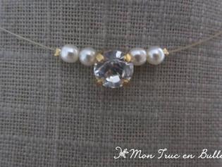 Un nouveau collier dans la collection