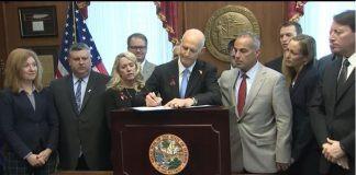 Gov. Scott signs Marjory Stoneman Douglas Public Safety Act into law