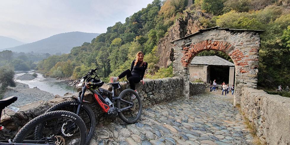 E-bike Tour Corona Verde e parte di Anello Ceronda