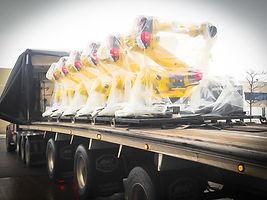 Specialized Transport Windsor Ontario Overzied Load Wide Load