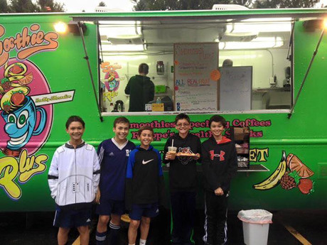 Homecoming Food Truck Rodeo