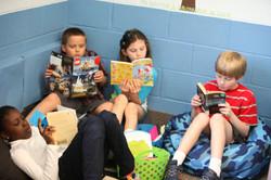 Busy little readers