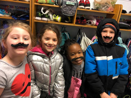 From Throwback to Mustache: Spirit Week at RCS!