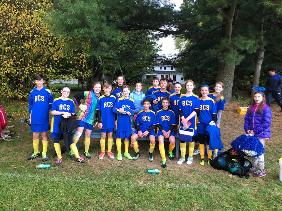 Soccer Championship Winners!