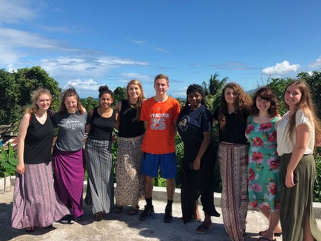 RCS Alumni Travel to Haiti