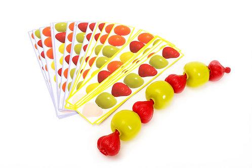 Chaine de fruits