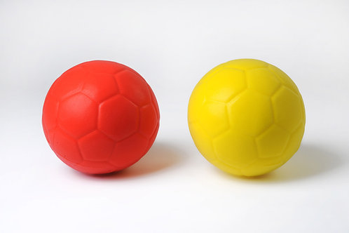 Ballon de handball en mousse