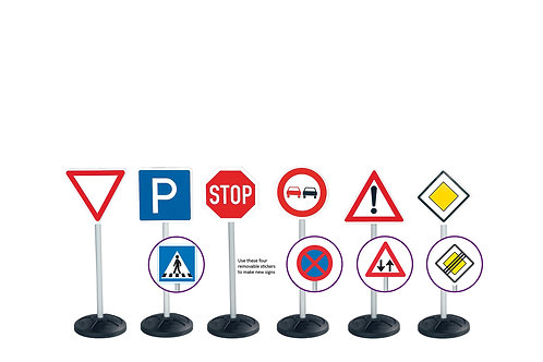 Traffic Signs 1