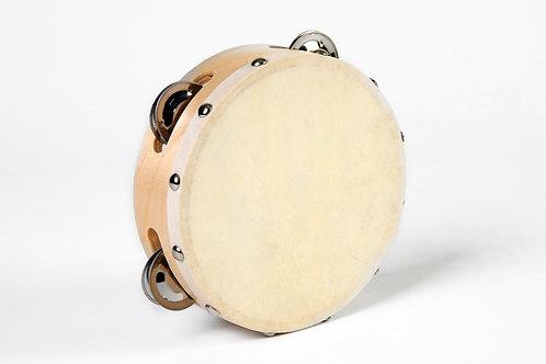 Tambourin 8 cymbales