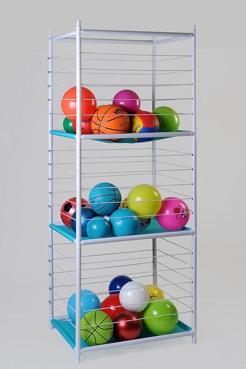 Casier rangement 50 ballons
