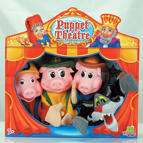 Coffret les trois petites cochons
