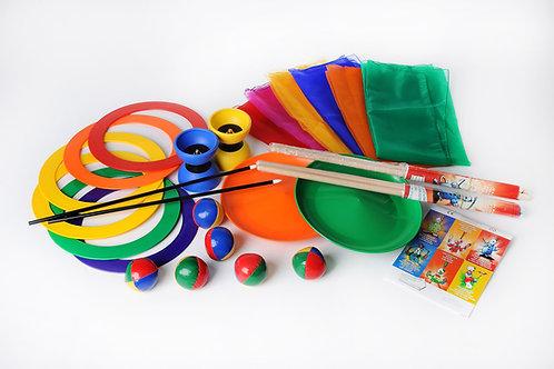 Pack jonglerie 10 enfants