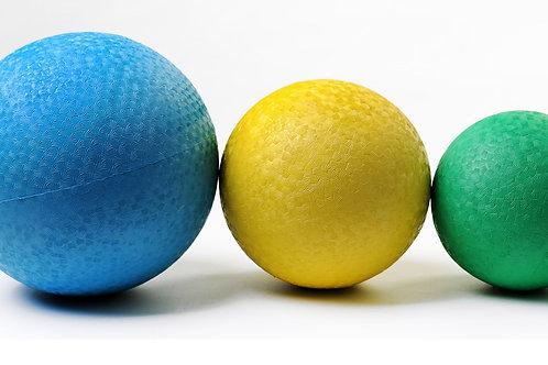 Ballon caoutchouc