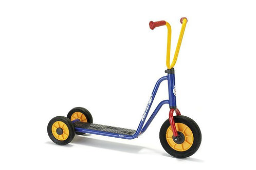 Twin-Wheel Scooter