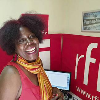 Ecoutez l'interview d'Ymelda sur rFi