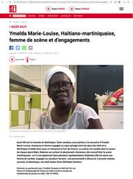 Article - Itw sur rFi __ Une Femme Engag