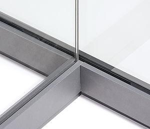 quint-it, Glastrennwand, Profilsystem, Profil