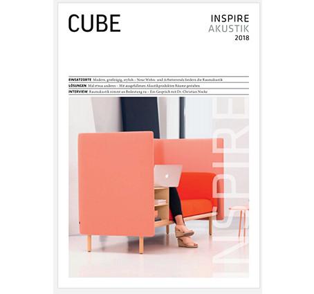 cube inspire Akustik - mit procedes i-d