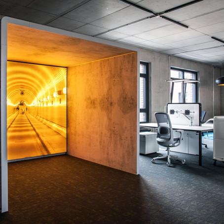 Showroom-Eröffnung in Hamburg