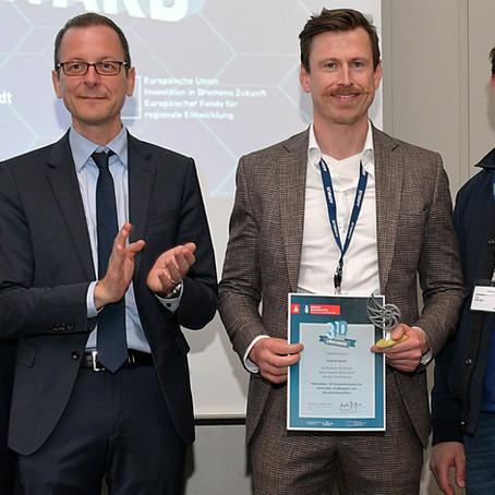 Bre3D-Award für procedes i-d