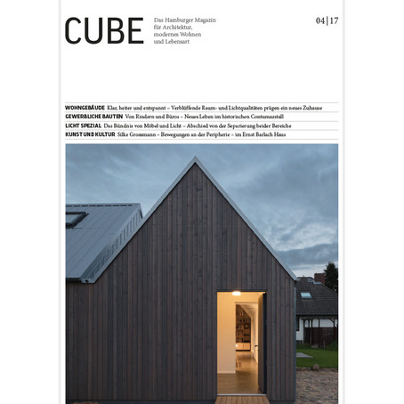 CUBE Hamburg - Artikel zur Showroom-Eröffnung
