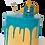 Thumbnail: Crying: Emoji Piñata Cake - Caramel Flavour