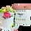 Thumbnail: Cake Kit- Holiday Piñata DIY Cake Kit- Rainbow