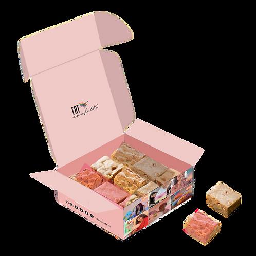 Brownie, Reddie, Blondie- Assorted box of 6