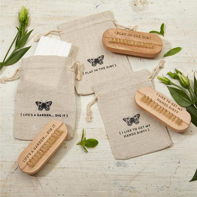 Gardeners Nail Kit just arrived