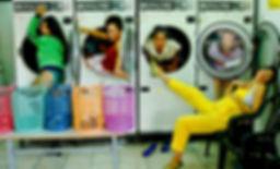 black laundry