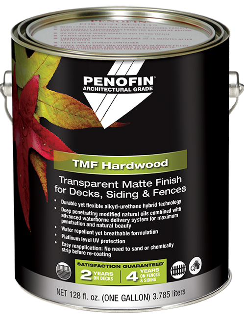 Penofin Architectural Grade Hardwood- Matte