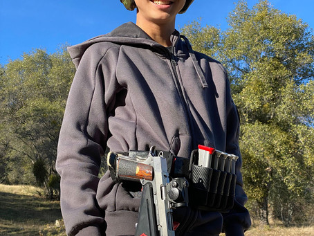 13歳のプロ シューター