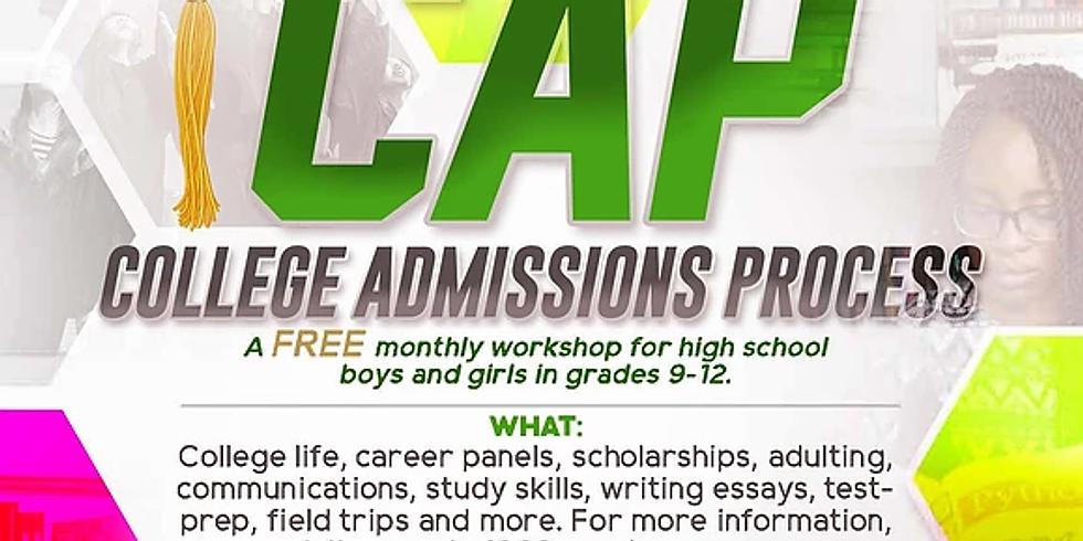 [CAP] College Admissions Process