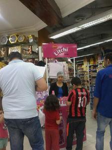 PRAN Litchi promotions at Istanbul Supermarket
