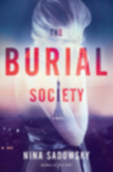 The Burial Society Book Cover