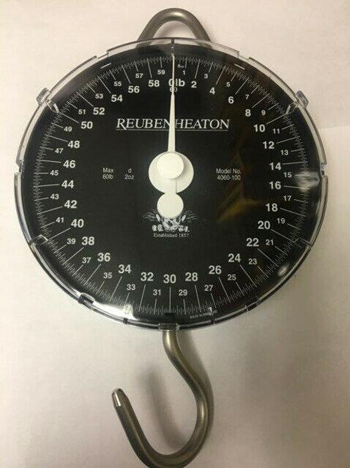 Reuben Heaton Standard Single Revolution Scale 60lb 2oz