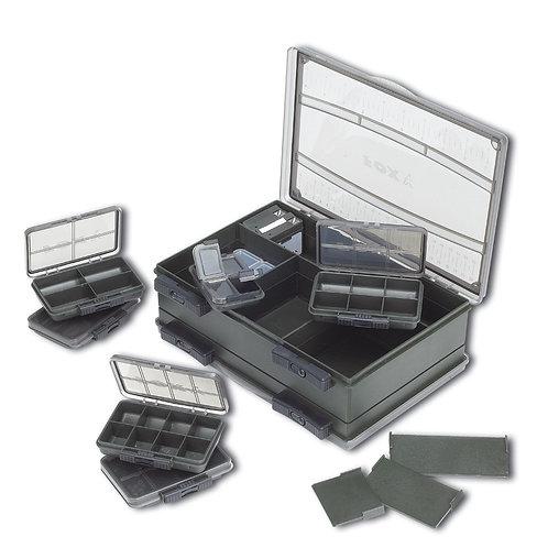 Fox Deluxe Medium Double F-Box