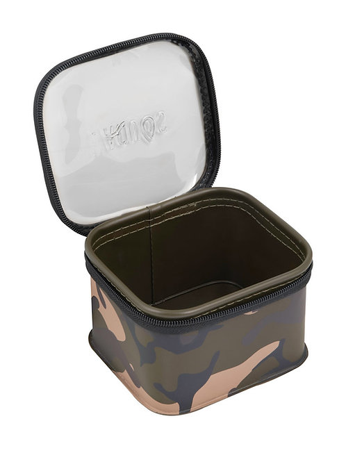 Aquos Camo Accessory Bag Medium