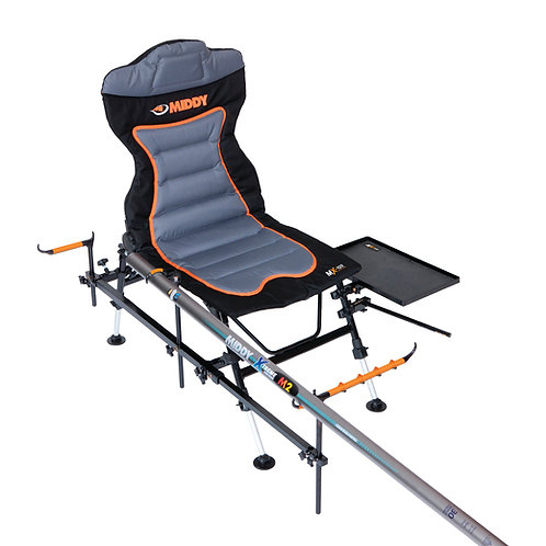 Middy Mx-100 Pole-Feeder Chair Full Package