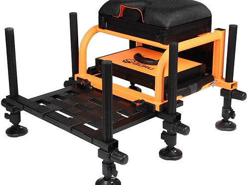 Guru ST8 Team Seatbox Mk 2 Orange