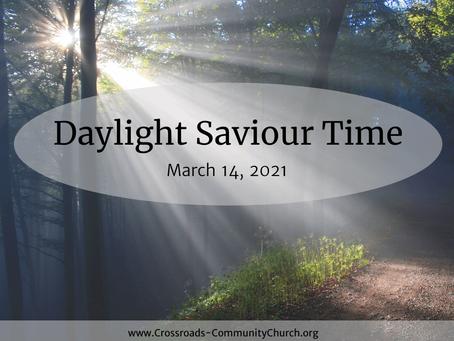 Daylight Saviour Time