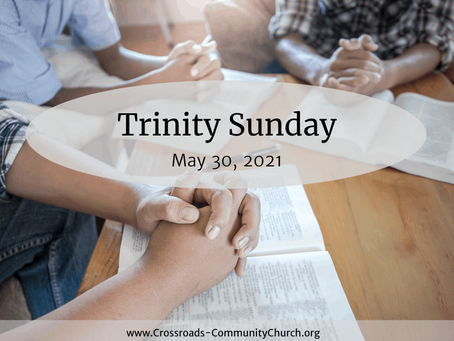 Trinity Sunday: A Guide for Occupants of the Body of Christ