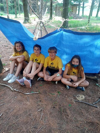 Check out Unit 6's awesome shelter