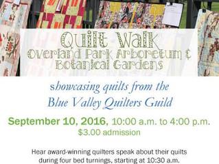 Quilt Walk