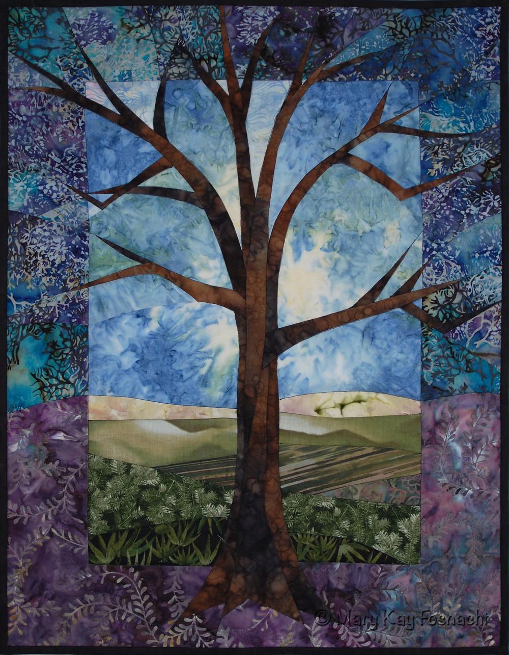Tree 24 x 30