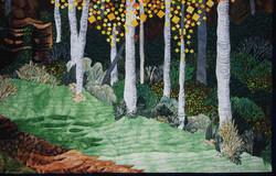 Aspen Forest Detail