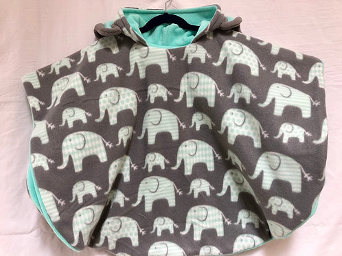 Mint Green Elephant with Mint