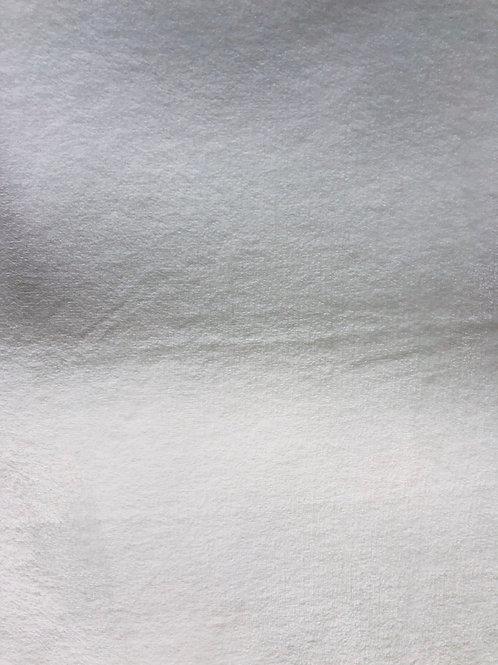 White Minky Fleece